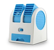 Air Conditioning Fragrance Mini Fan The New Student Dormitory Office Turbine Desktop Leaves Air Conditioning