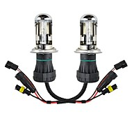 Sencart  Car HID Xenon Lights Bulbs Lamps HID H4 9004 9007 H13 4300K 6000K 8000K diamond white 35W DC12V