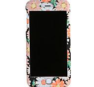 Недорогие -Для яблока iphone 7 7plus чехол чехол картины полный корпус корпус цветок твердый ПК 6 с плюс 6 плюс 6 с 6
