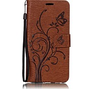 For Nokia Nokia 6 Case Cover The Embossing PU Leather Cases