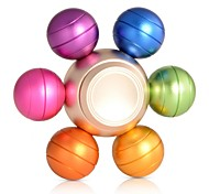 Fidget Spinner Hand Spinner Spinning Top Toys Toys Round Novelty Zinc Alloy EDCFocus Toy Office Desk Toys Relieves ADD, ADHD, Anxiety,