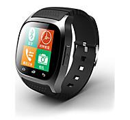 preiswerte -Herrn Sportuhr Smart Uhr digital Kalender Wasserdicht Silikon Band Schwarz Weiß Blau Silber