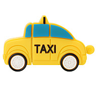 Горячее новое мультипликационное такси usb2.0 8gb флеш-накопитель u дисковая карта памяти