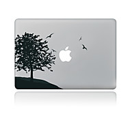 cheap -1 pc Skin Sticker for Scratch Proof Floral/Botanical Pattern PVC MacBook Pro 15'' with Retina MacBook Pro 15'' MacBook Pro 13'' with