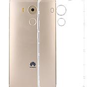 Недорогие -Для huawei mate8 телефон чехол ximalong прозрачный tpu телефон чехол силиконовый мягкий чехол прозрачный