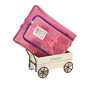 Органайзер для чемодана Дорожный мешок для обуви Водонепроницаемость Компактность для Туфли Чемоданы на колёсиках для Путешествия