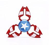 Недорогие -Спиннеры от стресса Ручной обтекатель Волчок Игрушки Игрушки Tri-Spinner Стресс и тревога помощи Фокусная игрушка Товары для офиса