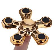 Спиннеры от стресса Ручной обтекатель Волчок Игрушки Игрушки Кольцо Spinner Металл EDC Оригинальные и забавные игрушки