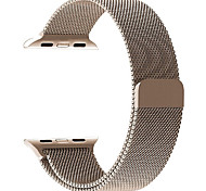 cheap -Watch Band for Apple Watch Series 3 / 2 / 1 Apple Wrist Strap Milanese Loop