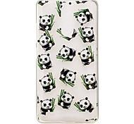 For Lenovo K5 Note K3 A2010 Case Cover Panda Pattern Back Cover Soft TPU
