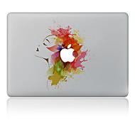 1 pieza Anti-Arañazos Pintura De Plástico Transparente Adhesivo Diseño ParaMacBook Pro 15'' with Retina MacBook Pro 15 '' MacBook Pro