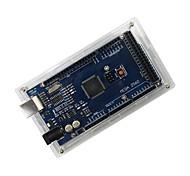 cheap -Protective Acrylic Case for Arduino MEGA 2560 R3 - Transparent