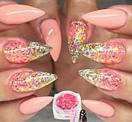 cheap -# Sequins Powder Nail Glitter Elegant & Luxurious Sparkle & Shine Acrylic Powder Luxury Sequins Sparkling High Quality Daily Nail Art