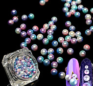 cheap -1pcs Pearls / Nail Jewelry Fashion / New Arrival / Sweet Lovely Daily
