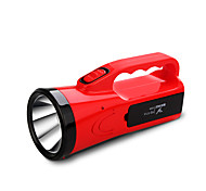 YAGE YG-5714 LED Flashlights / Torch LED lm 2 Mode LED Rechargeable Compact Size Emergency Dimmable for Camping/Hiking/Caving Everyday