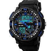 SKMEI® 1109  Men's Woman Watch Outdoor Sports Multi - Function Watch Waterproof Sports Electronic Watches 50 Meters Waterproof