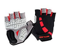cheap -Sports Gloves Unisex Cycling Gloves Summer Fall/Autumn Bike Gloves Cycling Wearable Breathable Fingerless GlovesSilica Gel Microfiber