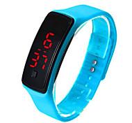 cheap -Smart Bracelet Sports Alarm Clock Chronograph Calendar No Sim Card Slot