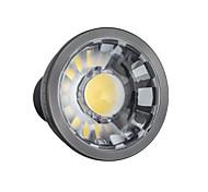 cheap -3W 320 lm GU10 LED Spotlight 1 leds COB Decorative Warm White Cold White AC85-265
