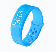 HHY W6 Sports Health Pedometer Smart Wearable Wristband Wristband Watch Bracelet  For Android WindowsMobile iOS