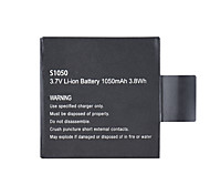 cheap -1050mAh Rechargeable Battery 3.8Wh for Andoer AN7000 Sports Action Camera