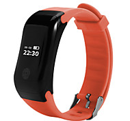 HHY New X7 Smart Wristbands Motion Steps Bluetooth Height Temperature Air Pressure Altitude Heart Rate Waterproof Smart Wear Bracelet Android IOS