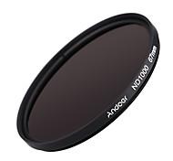 Andoer 67mm nd1000 10 фильтр нейтральной плотности фейдера для камеры nikon canon dslr