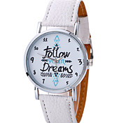 Fashion Casual Unique Luxury Charm Elegant Leather Band Watches Quartz Watch Women Wristwatches Relogio Feminino Clock Watch