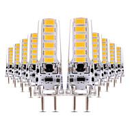 Недорогие -YWXLIGHT® 10 шт. 4 Вт. 300-400 lm Двухштырьковые LED лампы T 12 светодиоды SMD 5730 Диммируемая Декоративная Тёплый белый Холодный белый