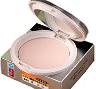 cheap -3, the 1st is pink , the 2nd is white , the third is wet powder cake Pressed Powder Dry Wet Classic High Quality Daily