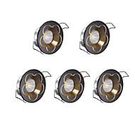 dimmable светодиодные лампы кабинета 3w прохладно белый 5 шт. 220v высокое качество