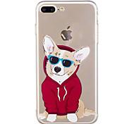 Per il caso del telefono del tappeto del telefono di iphone 7plus 7 caso verniciato del telefono 6s più 6plus 6s 6 se 5s 5