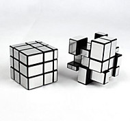 cheap -Rubik's Cube Mirror Cube 3*3*3 Smooth Speed Cube Magic Cube Magic Prop Coiled Spring Toy Educational Toy Stress Reliever Puzzle Cube