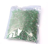 LED Light-Emitting Diode 5MM Green Light (1000Pcs)
