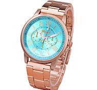 cheap -Women's Quartz Wrist Watch Casual Watch Alloy Band Casual Fashion Gold