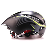 CAIRBULL Integrally Molded Cycling Helmet With Goggles Unisex Outdoor Bike Bicycle Safety Road Helmets 56-61CM