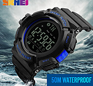 cheap -Men's Digital Digital Watch Wrist Watch Smartwatch Military Watch Sport Watch Chinese Calendar / date / day Chronograph Water Resistant /