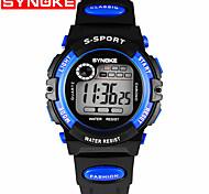 baratos -Homens Relogio digital Único Criativo relógio Relógio de Pulso Relógio inteligente Relógio Militar Relógio Elegante Relógio de Moda