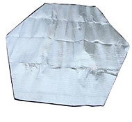 Picnic Blanket Moistureproof/Moisture Permeability Waterproof Aluminum Foil PU for Camping / Hiking All Seasons
