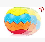 Cubo de rubik Cubo velocidad suave Alivia el Estrés Puzzles 3D Juguete Educativo Puzzle Plásticos Redondo Regalo