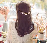 preiswerte -Stirnbänder Gold Alltagskleidung Normal Outdoor Kleidung Abschlussball Ausgehen