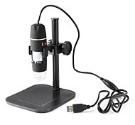 USB Digital Microscope 1-500X Continuous Zoom Portable Electron Microscope Video Camera Measure USB magnifier