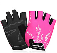 cheap -Sports Gloves Unisex Cycling Gloves Spring Summer Bike Gloves Wearable Breathable Sweat-Wicking Durable Protective Fingerless Gloves Lycra