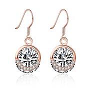 Women's Stud Earrings Drop Earrings Cubic Zirconia AAA Cubic Zirconia Personalized Hypoallergenic Cute Style Luxury Costume Jewelry