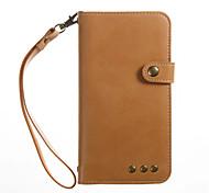 Case for Samsung Galaxy J510 J5 Prime Cover Card Holder Wallet with Stand Flip Full Body Case Solid Color Hard PU Leather for J710 J310 J7 Prime J3