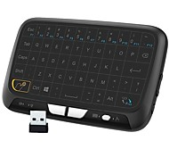 cheap -Miimall M180 Wireless 58 Capacitive Keyboard Mini Portable Rechargeable Spill-Resistant with Touch Pad