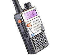 cheap -BAOFENG BUV-5RE Walkie Talkie Handheld Low Battery Warning PC Software Programmable Voice Prompt VOX Encryption High & Low Power