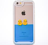 Недорогие -Чехол для iphone 6 6s чехол для чехлов для колоды для утки для ПК материал для мобильного телефона для iphone 6 плюс 6 с плюс 5 5 сек