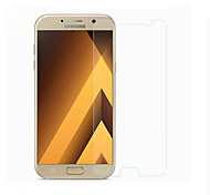Protector de pantalla para Samsung Galaxy A5 (2017) Vidrio Templado 1 pieza Protector de Pantalla Frontal Alta definición (HD) Dureza 9H