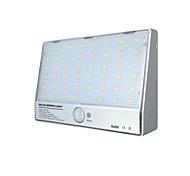 Недорогие -Солнечный свет встроенный настенный светильник 48 светодиодный алюминиевый корпус